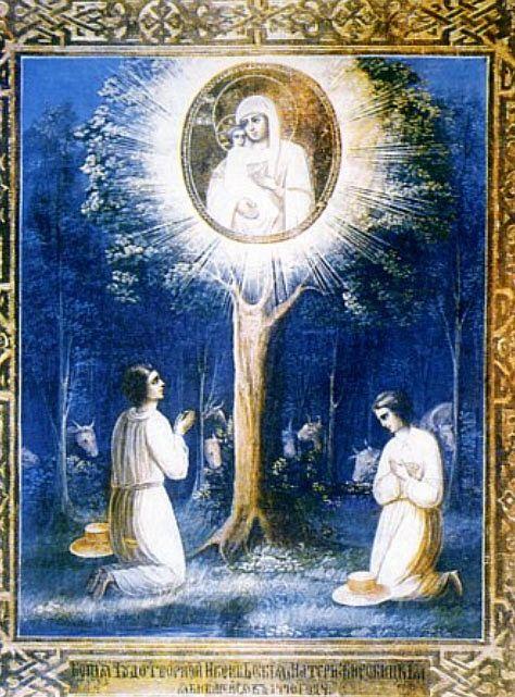 Молитва жировицкой